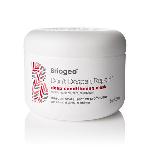 Briogeo Don't Despair, Repair! deep conditioning mask (8 oz / 236 ml)