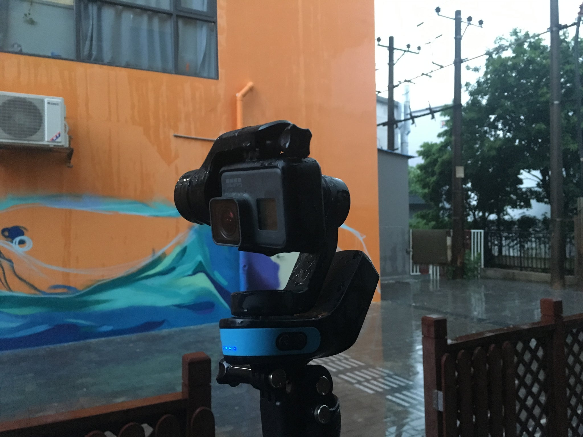 A solid update about making a waterproof gimbal