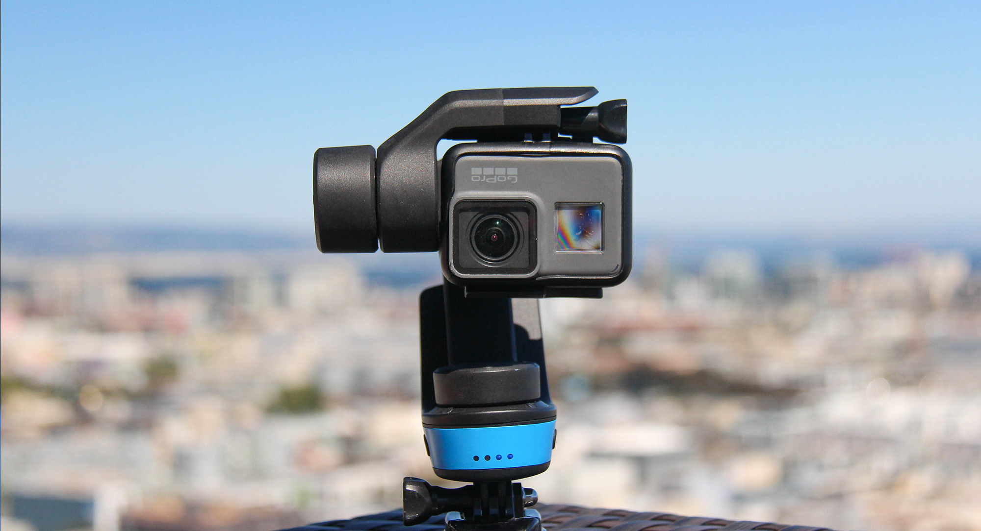 Manufacturing Progress and Waterproof Details For Your Slick GoPro Gimbal!
