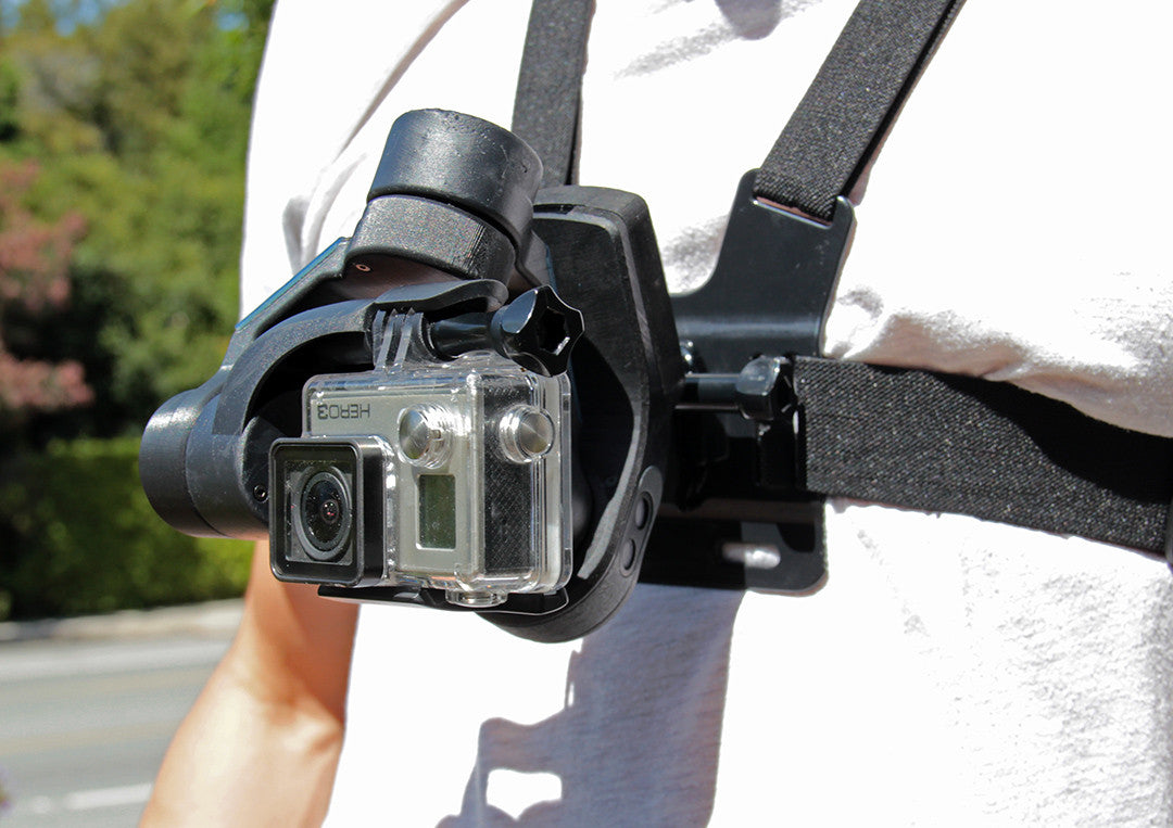 Great Progress made for your Slick GoPro stabilizer!