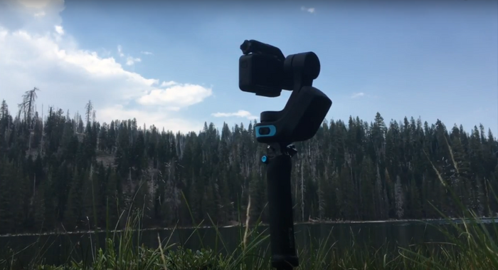SLICK - Introducing a truly rotating TimeLapse.