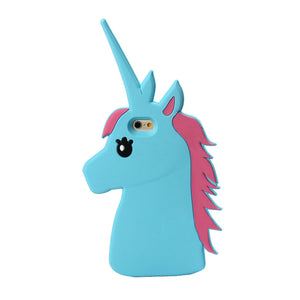 Elegant Unicorn Head