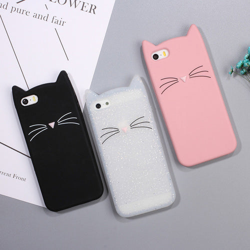 Miss Kitty iPhone Case