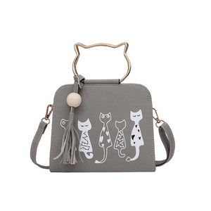 Family Cat Handbag