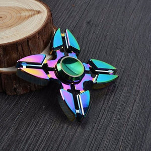 Unicorn Four Claw Spinner