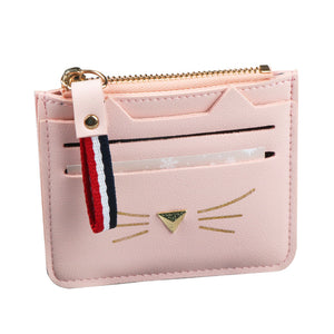 Whiskers Cat Card Holder