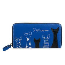 Family Cat Wallet