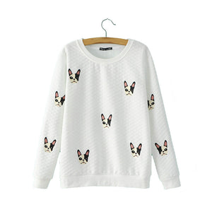Cute Dog Sweatshirt