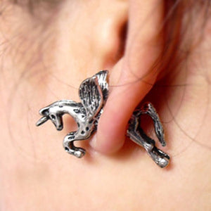 Elegant Unicorn Earrings