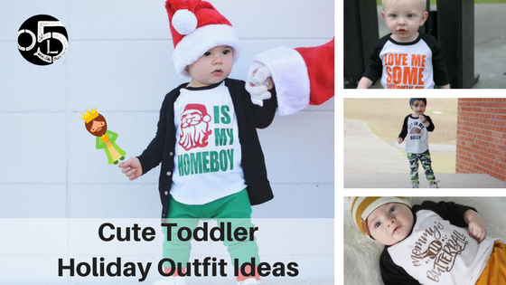 Cute Toddler Holiday Outfit Ideas