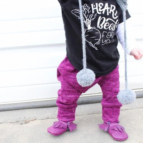 My Heart Beets for you - Valentine Outfit for toddler