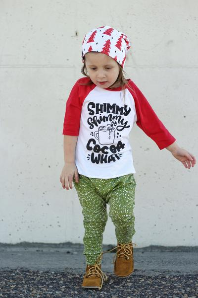Shimmy Shimmy cocoa what?! - Unisex Christmas Shirt