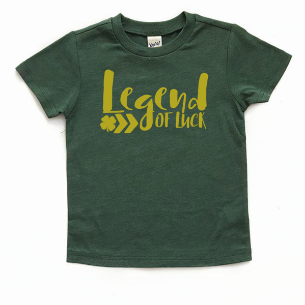 St.Patrick's day Legend Of luck Tee