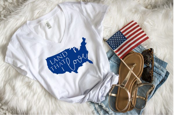 Land that I love adult Shirt