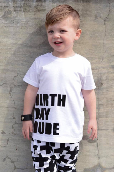 Birthday Dude - Trendy Tee.