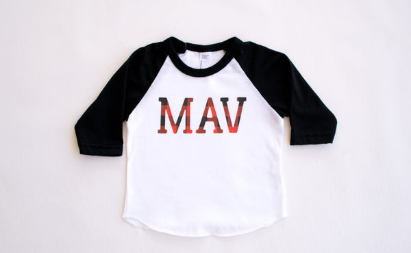 Personalized plaid shirt