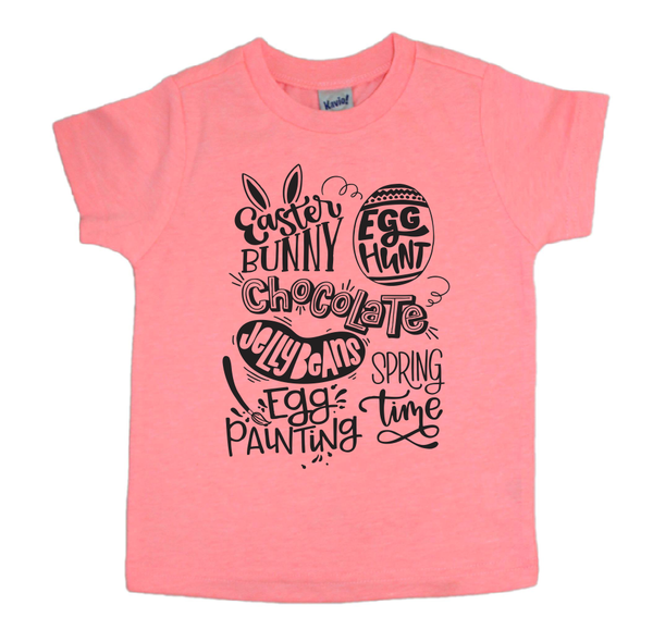 Easter bucket list - Toddler Easter shirt