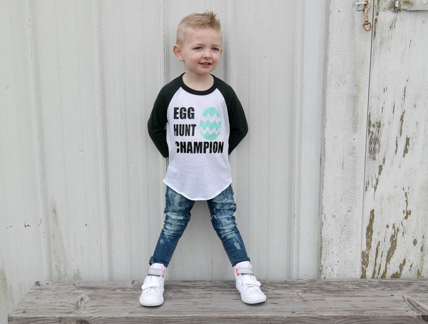 Egg hunt chamption, Easter Shirt, Easter bunny outfit, Easter outfit
