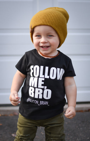 Insta famous, as seen on instagram, instagram shirt, follow me bro, hashtag shirt, hipster kid clothes, boy clothes, instagram tee