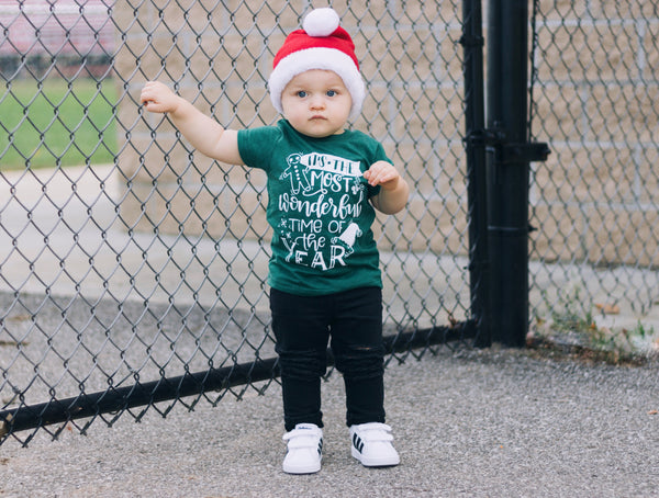 Christmas shirt - Green Color