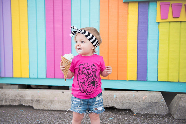 It's gonna be a cool cool summer - ice cream shirt