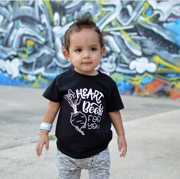 My heart beets for you, valentines day shirt, toddler valentines outfit, boy, girl, cute, trendy kids clothes