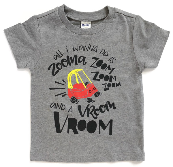 zooma zoom shirt