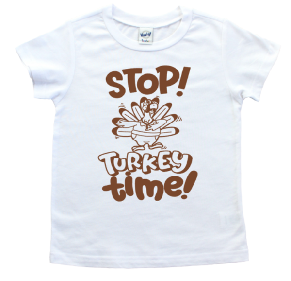 Turkey time thanksgiving shirt