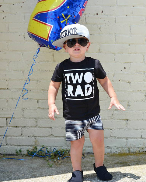TWO second birthday shirt