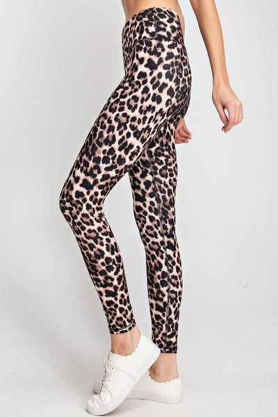 Up at Dawn Animal Print Legging-SMALL-Brown-[option4]-[option5]-Cute-Trendy-Shop-Womens-Boutique-Clothing-Store