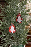 Happy Holiday Buffalo Plaid Earrings-Tree 2-[option4]-[option5]-Cute-Trendy-Shop-Womens-Boutique-Clothing-Store
