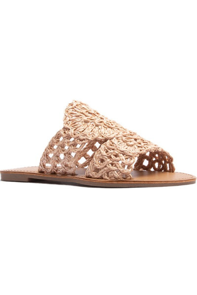 Unexpected Slip On Sandals Blush-[option4]-[option5]-Cute-Trendy-Shop-Womens-Boutique-Clothing-Store