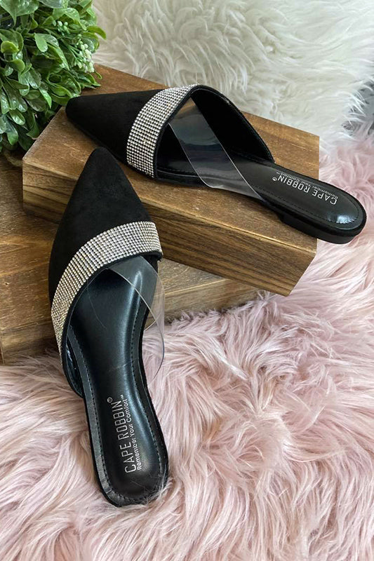 No Settling Down Elegant Mule Shoes-[option4]-[option5]-Cute-Trendy-Shop-Womens-Boutique-Clothing-Store