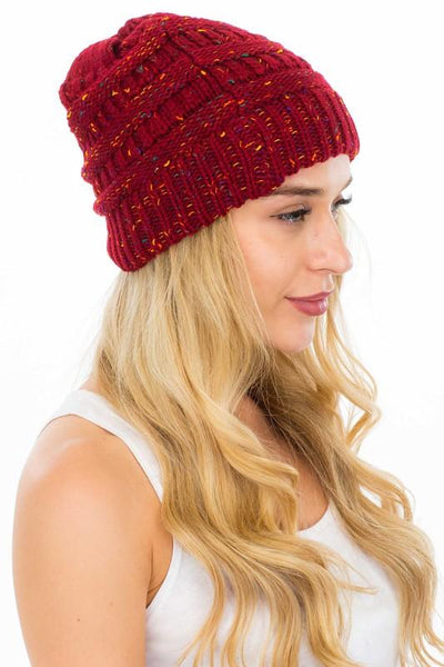 Keep It Cute Confetti Beanies-Burgundy-[option4]-[option5]-Cute-Trendy-Shop-Womens-Boutique-Clothing-Store