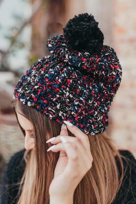Sweet You Rock Pom Pom Beanie-[option4]-[option5]-Cute-Trendy-Shop-Womens-Boutique-Clothing-Store