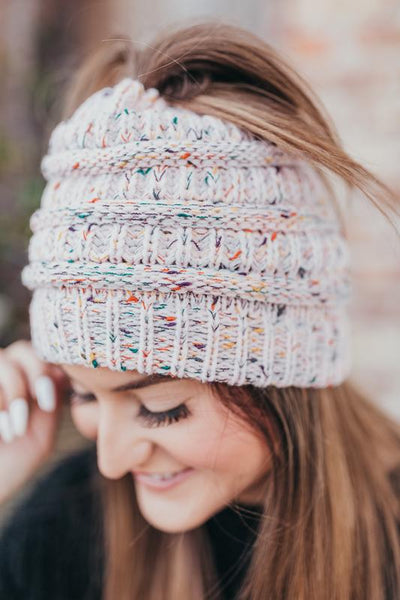 Keep It Cute Confetti Beanies-Cream-[option4]-[option5]-Cute-Trendy-Shop-Womens-Boutique-Clothing-Store
