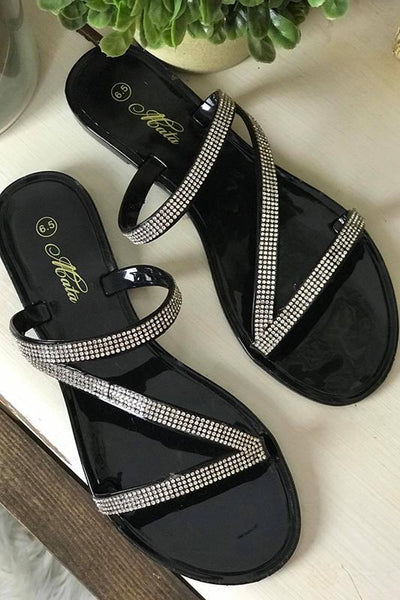 Middle of the Road Jelly & Sparkle Sandals-[option4]-[option5]-Cute-Trendy-Shop-Womens-Boutique-Clothing-Store