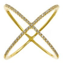 X Ring Gold