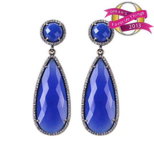 Cobalt Blue Drops