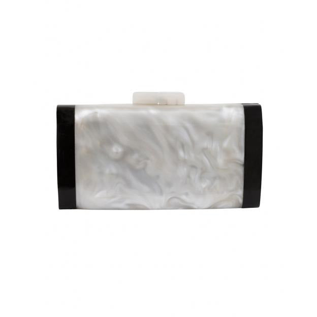 Mother of Pearl Clutch