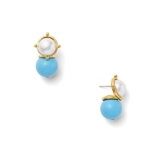 Pearl turquoise drop