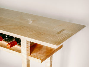 The Tasting Table – Tiger Maple