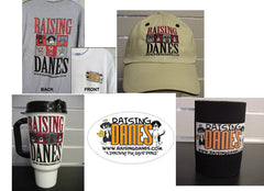 Raising Danes Products