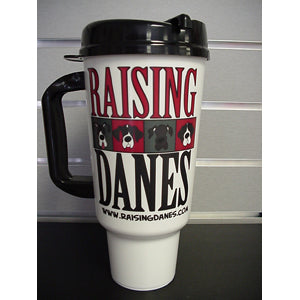 Raising Danes 32oz Insulated Mugs (BOGO DEAL)