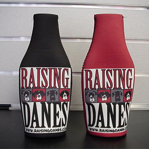 Raising Danes Bottle Koozies