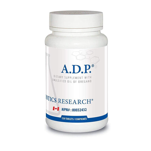 A.D.P. 120 Tablets - Biotics Research - Vitasell.net