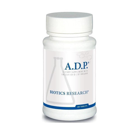 A.D.P. 60 Tablets - Biotics Research - Vitasell.net