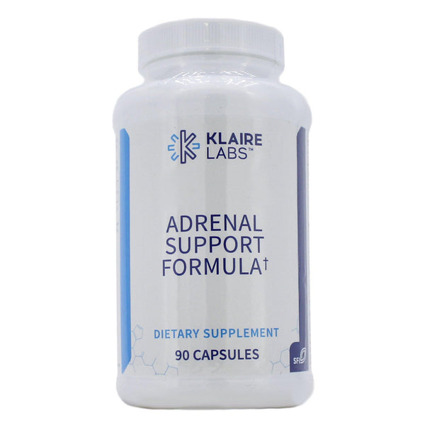 Adrenal Support Formula 90 Caps - Vitasell.net