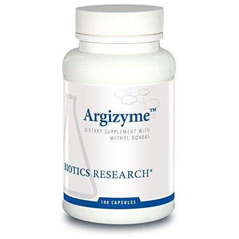 Argizyme 100 Count by Biotics Research - Vitasell.net