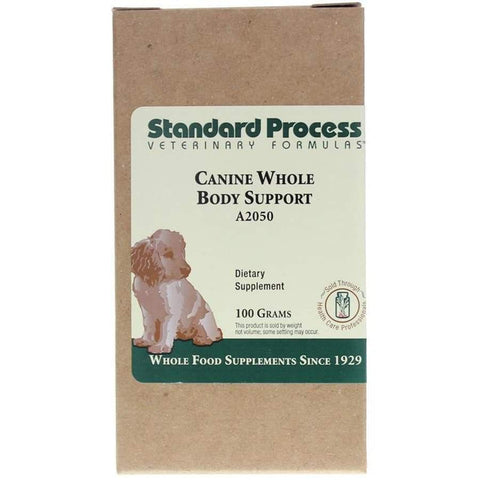 Canine Whole Body Support 100 g - Vitasell.net
